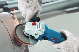Smerigliatrice angolare Bosch Professional 0601388106 GWS 7-115