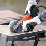 smerigliatrice angolare Black + Decker BEG110-QS