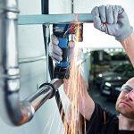 smerigliatrice angolare Bosch Professional GWS 12V-76