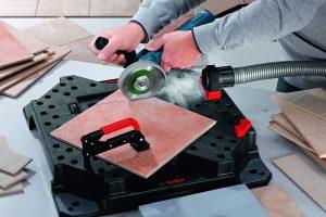 smerigliatrice angolare Bosch Professional GWS 7 -125
